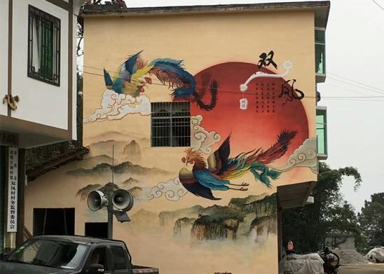 手绘墙大师来教您了解绘画涂料的隔热性