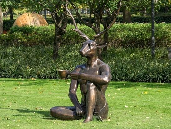 台州景观雕塑小品