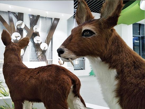 动物雕塑【动物仿真】